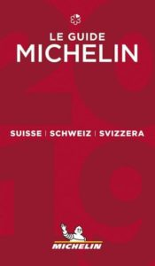 Buch Guide Michelin 2019